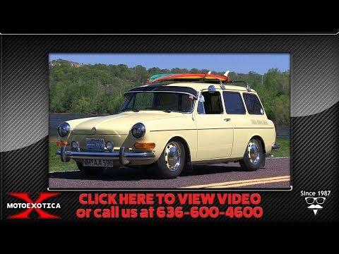 1971 Volkswagen Type 3 Squareback || For Sale