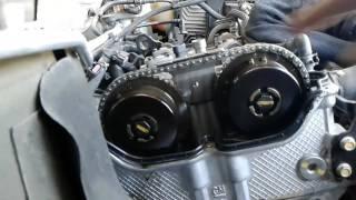 2011 Buick Regal tensioner failed part 1