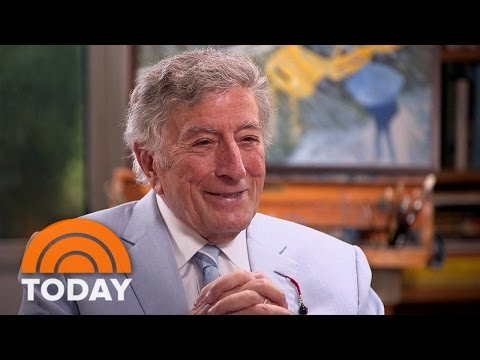Tony Bennett Reveals: I Want To Sing With Beyonce | TODAY