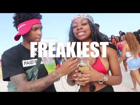 FREAKIEST THING YOU DID? (SPRING BREAK) MIAMI SOUTH BEACH🤪💦