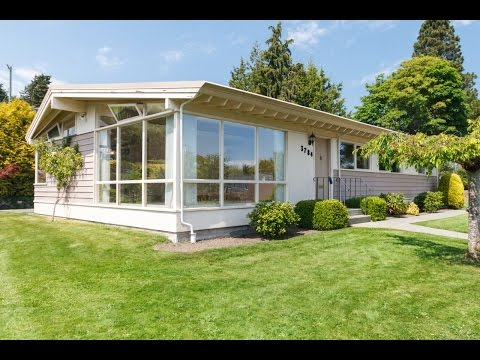 Cadboro Bay | Mid Century Modern Homes | Victoria Real Estate