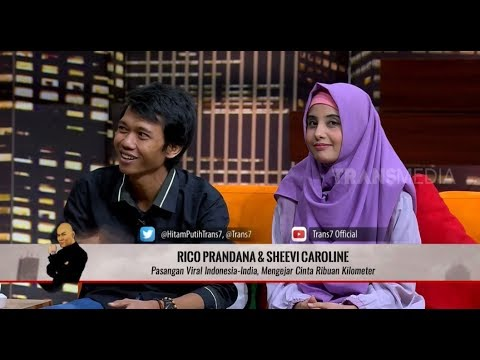 Pasangan Viral Indonesia - India | HITAM PUTIH (17/07/19) Part 3