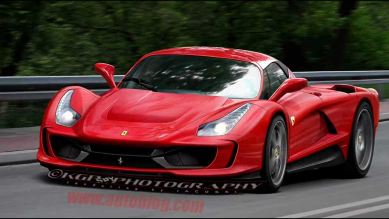 Ferrari enzo hp