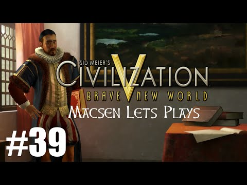 "Civilization 5 Brave New World Let's Play - Dutch Immortal - #39 ""Fall of the Most Serene Republic"""