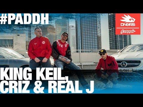 King Keil, Criz und Real Jay. Rap Legenden, Weed und co - Per Anhalter durch die HOOD