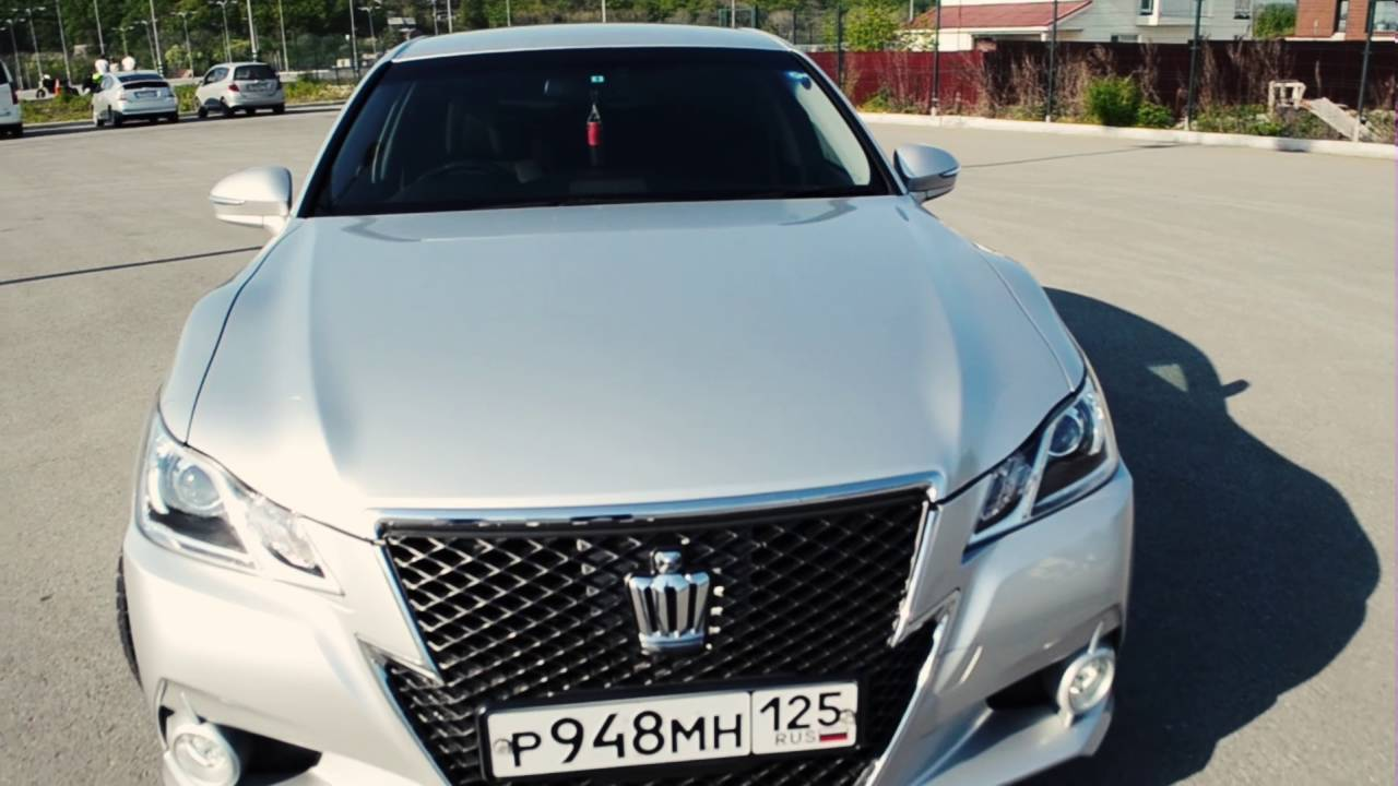 Toyota crown athlete 2 5 g i four 4wd grs211