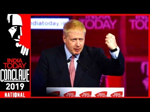 Boris Johnson On Being UK's PM, Brexit, Pulwama, PM Modi & More At India Today Conclave 2019