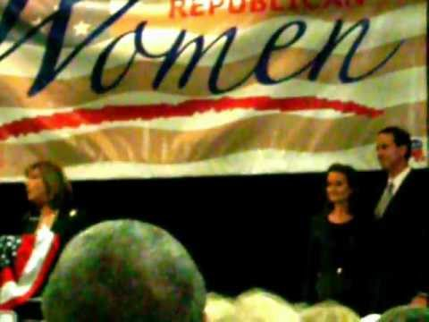 Jo Ann Emerson at Cape Girardeau LDs:Pandering to the Crowd and Avoids her Voting Record 03/10/2012