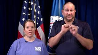 FEMA CDC Accessible: Water Safety After a Disaster
