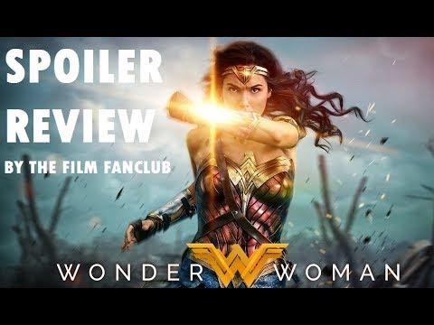 WONDER WOMAN Spoiler Review