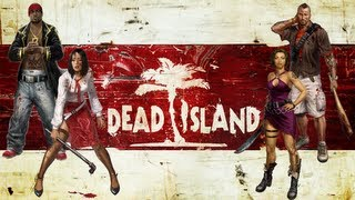 Dead island - Co-op Gameplay #1 (PC) (HUN) (HD)