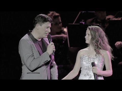 Amira Willighagen & Patrizio Buanne ~ Amigos Para Siempre