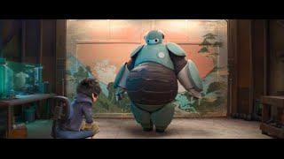 Repeat youtube video Big Hero 6: Upgrades Baymax - Movie Scene (High Quality from DVDSCR.x264)