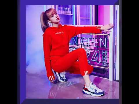 Update Lisa Blackpink For Adidas Korea Youtube