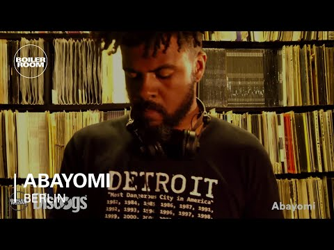 Abayomi Boiler Room Berlin DJ Set