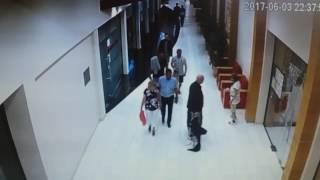 04.06.17 Болгария. Турист из Швеции ударил ногой в лицо горничную