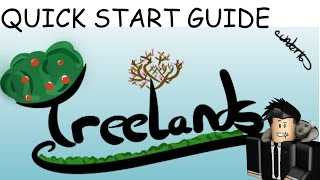 ROBLOX | Grundlegende TreeLands STARTING GUIDE!