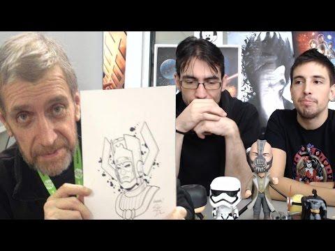 Homenaje a Steve Dillon (Leyendas del cómic) | #Jmen19