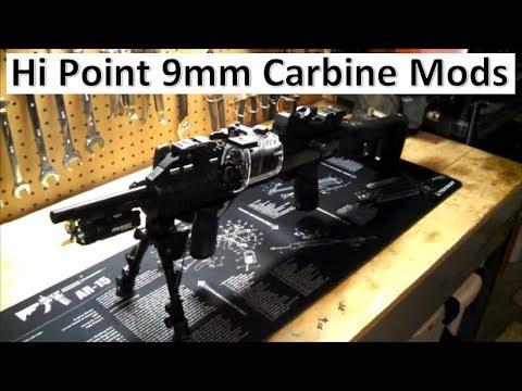 Hi Point 9mm Carbine Mods and Upgrades