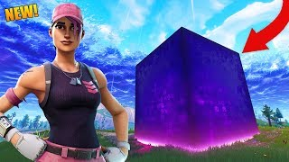 THE CUBE JUST ACTIVATED! // New Fortnite Update // Fortnite Battle Royale Gameplay