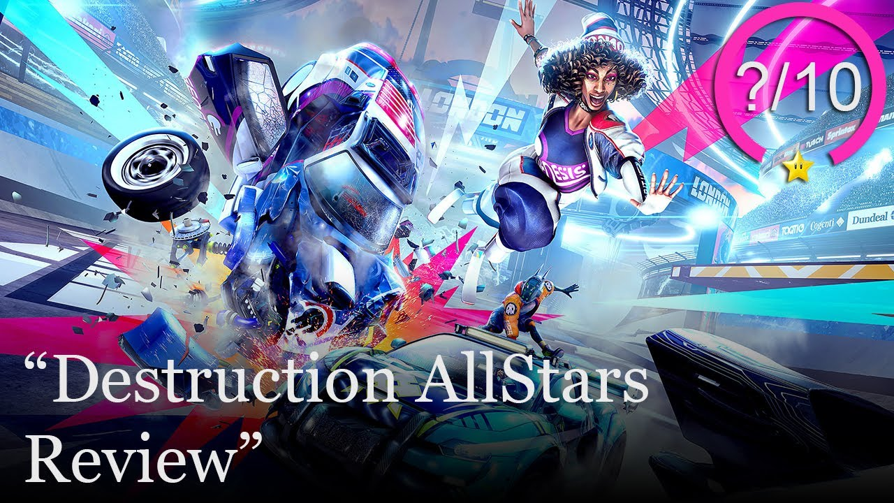 Destruction AllStars Review [PS5] (Video Game Video Review)