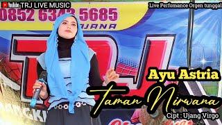 Taman nirwana - Ayu astria    minang remix terbaru2021 live orgen tunggal    TRJ music channel