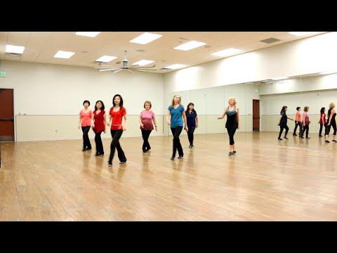 Romeo Tonight - Line Dance (Dance & Teach in English & 中文)