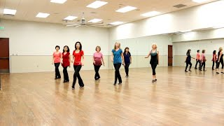 Romeo Tonight - Line Dance (Dance & Teach in English & 中文)