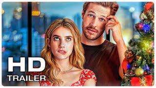 ПАРА НА ПРАЗДНИКИ Русский Трейлер #1 (2020) Эмма Робертс, Фрэнсис Фишер Netflix Movie HD