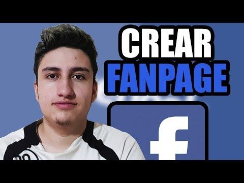 Como CREAR Una FANPAGE En Facebook 2019