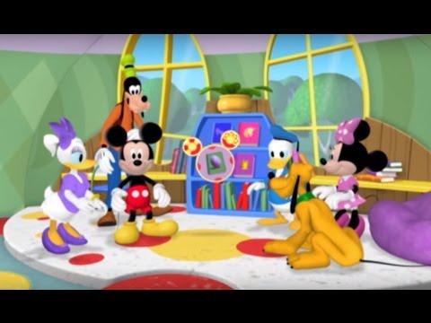 Сборник сказок от Микки l Клуб Микки Мауса |мультфильм Disney