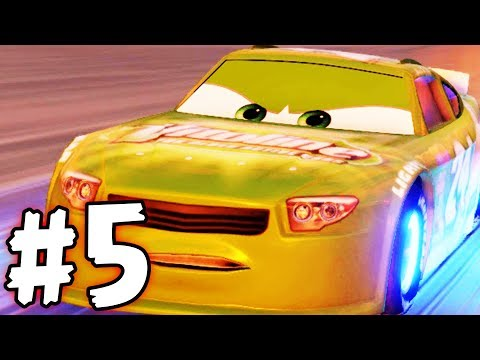 CARS 3 - The Videogame - Part 5 -Close Laps All Day!
