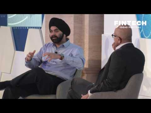 CEOs of Mastercard & Microsoft Discuss the Digital Transformation of Financial Services