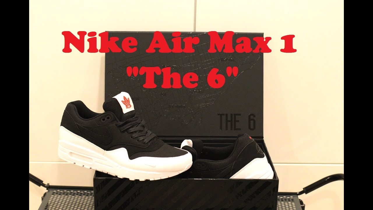 Limited Edition Box - Nike Air Max 1