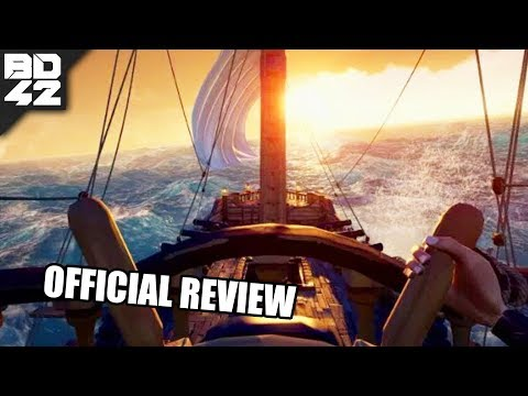 SEA OF THIEVES. HONEST REVIEW.