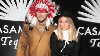 Hilary Duff Apologizes For Halloween Costume