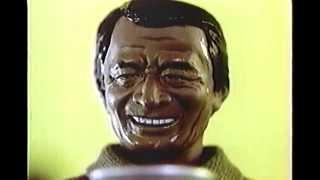 2000年ごろのサッポロビール黒ラベルのCMです。山崎努さん(?)が出演...