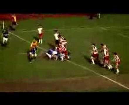Churchie 1st XV Rugby 2007