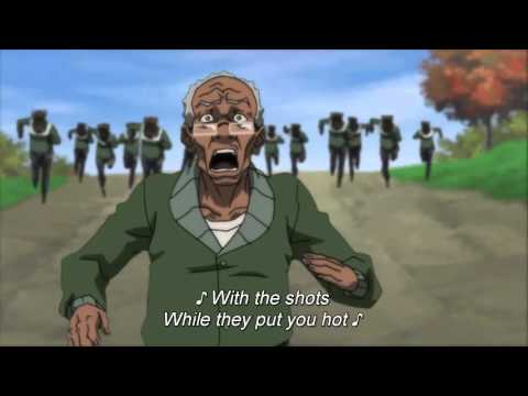 Boondocks 28 Days Later Parody