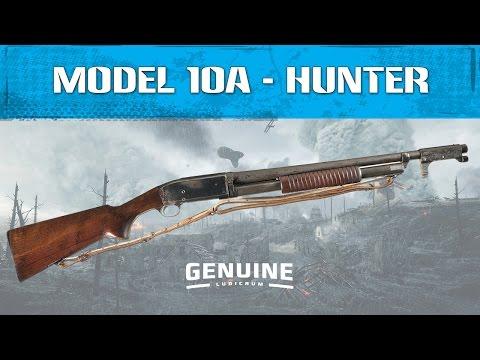 Best Assault Class Weapons Model 10A Hunter Shotgun Battlefield 1
