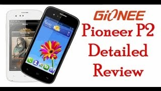 Gionee Pioneer P2 Unboxing and Detailed Review- Price Features Specifications Gaming amp Benchmarks