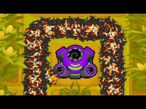 Bloons TD 6 - How Good Is The New Carpet Of Spikes Ability