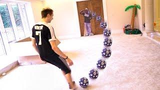 THE BEST INDOOR FOOTBALLER? streaming