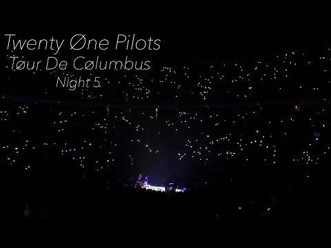 Twenty One Pilots - Tour De Columbus Night 5 (Full)