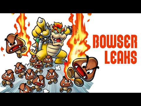 Goomba Slayers, Bowser Leaks Vol 2 | TransWorld SKATEboarding