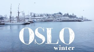 OSLO winter, Norway | Let's Travel #5