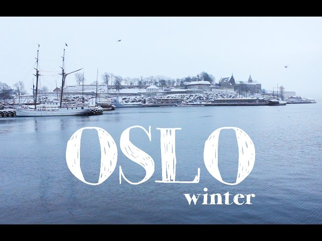 OSLO winter, Norway | Lets Travel #5