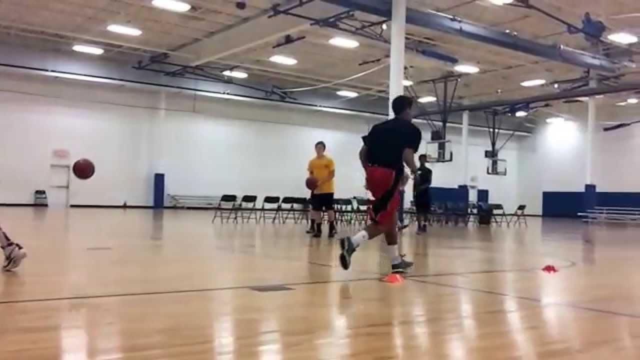 NIKE Basketball Camp MInnesota 2014 - YouTube