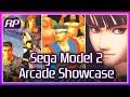 Gambar cover Sega Model 2 Arcade Catalog Showcase - Retro Pals