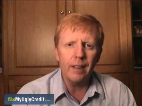 Bad Credit Repair Advice